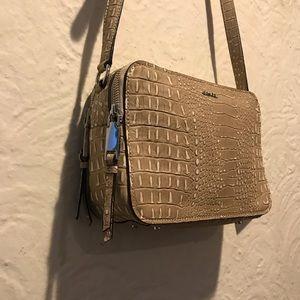 Calvin Klein Bags - Calvin Klein Faux Leather Croco Bag